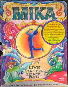 DVD & Bluray BLURAY Universal Records Mika - Live Parc Des Princes ParisBLURAY Universal Records Mika - Live Parc Des Princes Paris