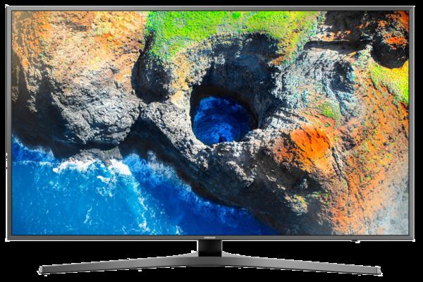 Televizoare  TV Samsung UE-65MU6472, Dark Titan, Quad-Core, HDR, 163 cm TV Samsung UE-65MU6472, Dark Titan, Quad-Core, HDR, 163 cm