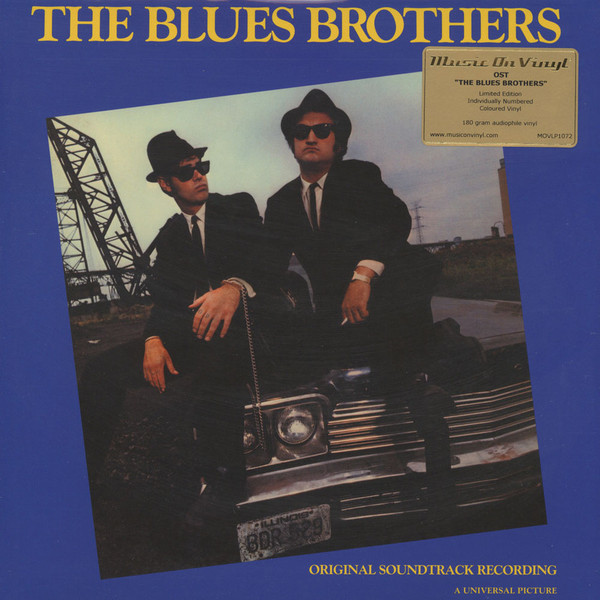 Viniluri VINIL Universal Records The Blues Brothers - OSTVINIL Universal Records The Blues Brothers - OST