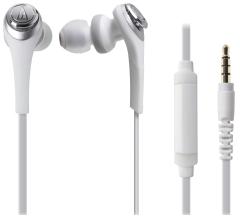 Casti  Casti In-Ear cu microfon Audio-Techinca ATH-CKS550iS, Seria SOLID BASS Casti In-Ear cu microfon Audio-Techinca ATH-CKS550iS, Seria SOLID BASS