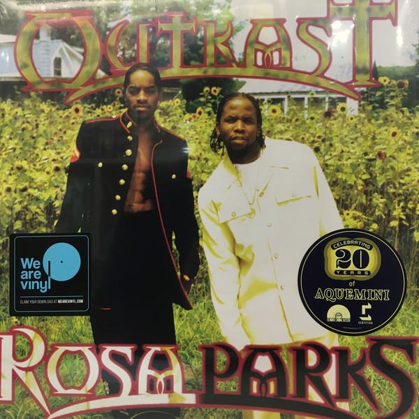 Viniluri VINIL Universal Records Outkast - Rosa Parks (Single)VINIL Universal Records Outkast - Rosa Parks (Single)
