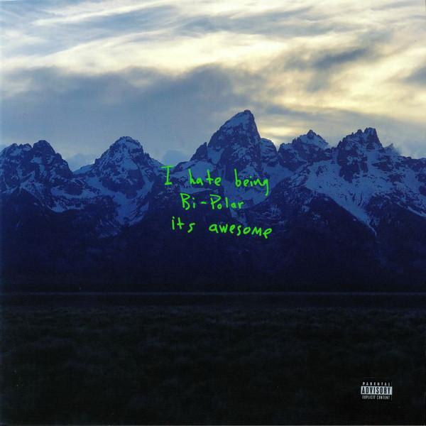 Viniluri VINIL Universal Records Kanye West - YeVINIL Universal Records Kanye West - Ye