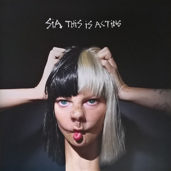 Viniluri VINIL Universal Records Sia - This Is ActingVINIL Universal Records Sia - This Is Acting