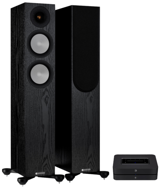 Pachete PROMO STEREO Pachet PROMO Monitor Audio Silver 200 (7G) + Bluesound PowernodePachet PROMO Monitor Audio Silver 200 (7G) + Bluesound Powernode