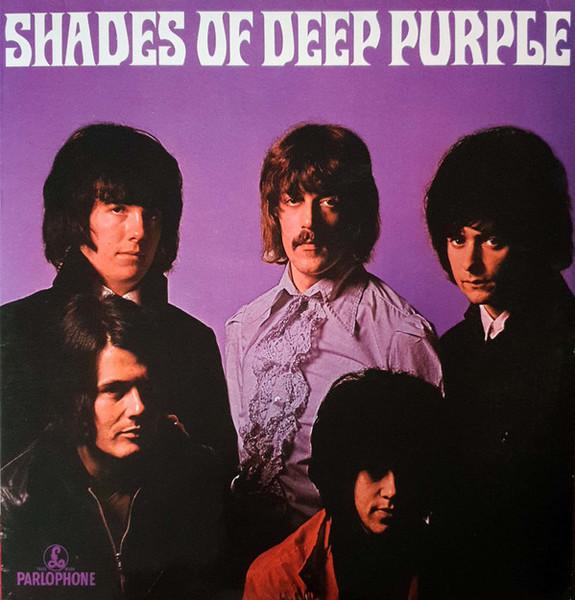 Viniluri VINIL Universal Records Deep Purple - Shades Of Deep PurpleVINIL Universal Records Deep Purple - Shades Of Deep Purple