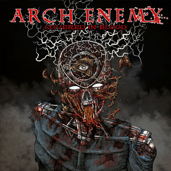 Viniluri VINIL Universal Records Arch Enemy - Covered In BloodVINIL Universal Records Arch Enemy - Covered In Blood