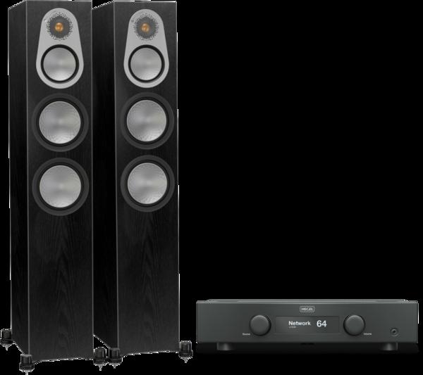 Pachete PROMO STEREO Pachet PROMO Monitor Audio Silver 300 + Hegel H90Pachet PROMO Monitor Audio Silver 300 + Hegel H90