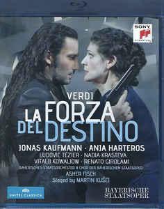 Viniluri VINIL Universal Records Verdi - La Forza Del Destino ( Kaufmann, Harteros, Fisch )VINIL Universal Records Verdi - La Forza Del Destino ( Kaufmann, Harteros, Fisch )