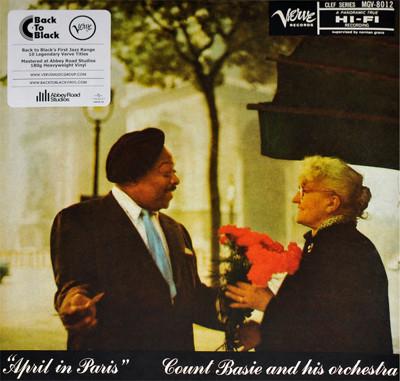 Viniluri VINIL Universal Records Count Basie - April In ParisVINIL Universal Records Count Basie - April In Paris