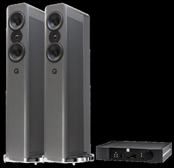 Pachete PROMO STEREO Pachet PROMO Q Acoustics Concept 500 + MOON by Simaudio ACEPachet PROMO Q Acoustics Concept 500 + MOON by Simaudio ACE