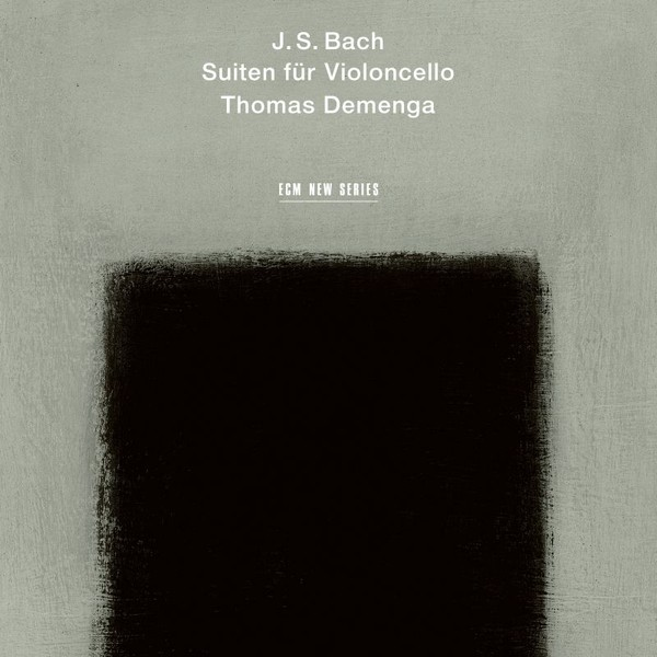 Muzica CD CD ECM Records Thomas Demenga - Bach: Suiten Fur VioloncelloCD ECM Records Thomas Demenga - Bach: Suiten Fur Violoncello