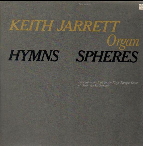 Viniluri VINIL ECM Records Keith Jarrett: Hymns / SpheresVINIL ECM Records Keith Jarrett: Hymns / Spheres