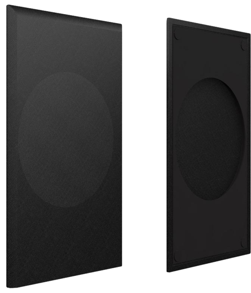 Accesorii KEF Q350 Black cloth grilleKEF Q350 Black cloth grille