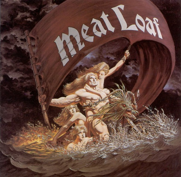 Viniluri VINIL Universal Records Meat Loaf - Dead RingerVINIL Universal Records Meat Loaf - Dead Ringer