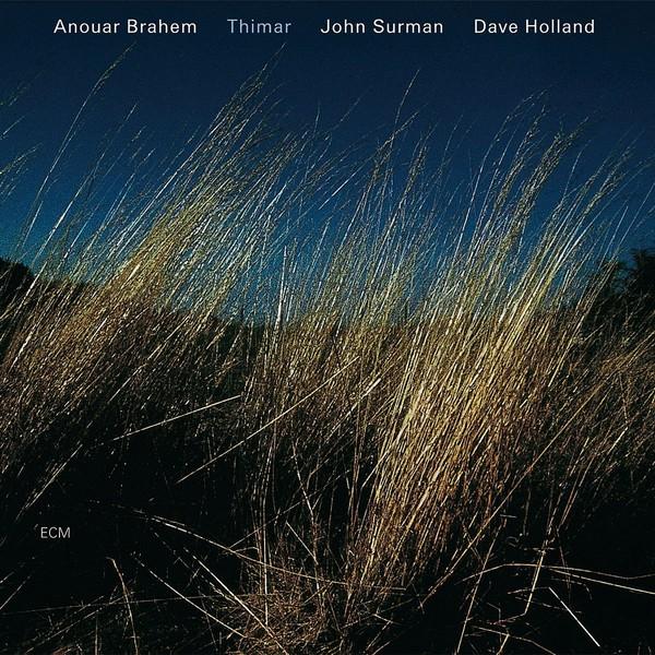 Muzica CD CD ECM Records Anouar Brahem, John Surman, Dave Holland: ThimarCD ECM Records Anouar Brahem, John Surman, Dave Holland: Thimar