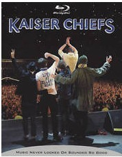 DVD & Bluray BLURAY Universal Records Kaiser Chiefs - Live At Elland RoadBLURAY Universal Records Kaiser Chiefs - Live At Elland Road