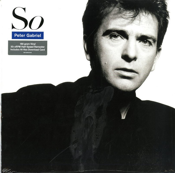 Viniluri VINIL Universal Records Peter Gabriel - SoVINIL Universal Records Peter Gabriel - So