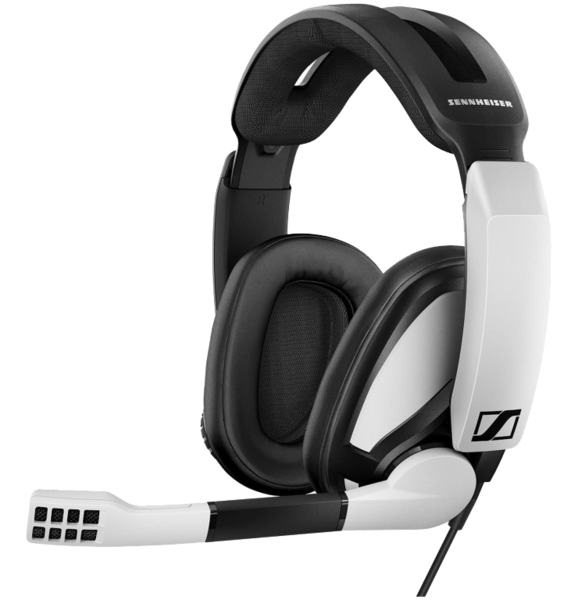 Casti PC & Gaming Casti PC/Gaming Sennheiser GSP 301 WhiteCasti PC/Gaming Sennheiser GSP 301 White