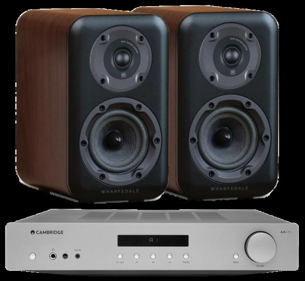 Pachete PROMO STEREO Pachet PROMO Wharfedale D320 + Cambridge Audio AXA35Pachet PROMO Wharfedale D320 + Cambridge Audio AXA35