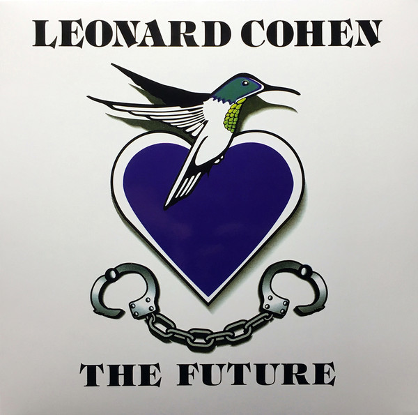 Viniluri VINIL Universal Records Leonard Cohen - The FutureVINIL Universal Records Leonard Cohen - The Future