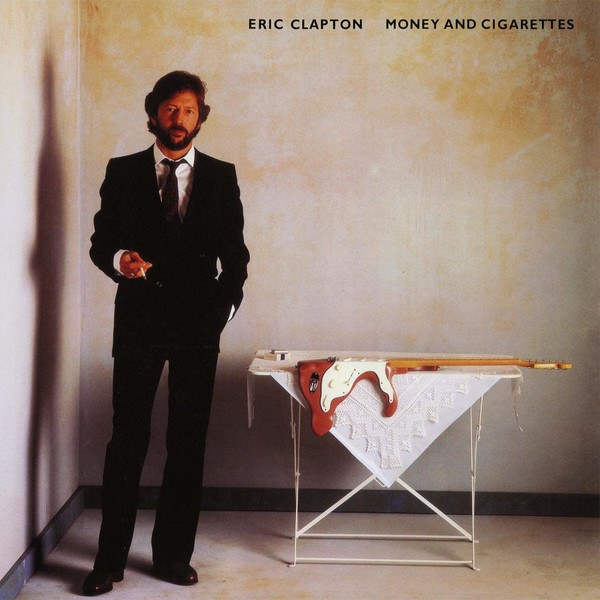 Viniluri VINIL Universal Records Eric Clapton - Money And CigarettesVINIL Universal Records Eric Clapton - Money And Cigarettes