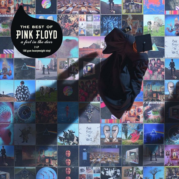 Viniluri VINIL Universal Records Pink Floyd - A Foot In The Door- The Best OfVINIL Universal Records Pink Floyd - A Foot In The Door- The Best Of