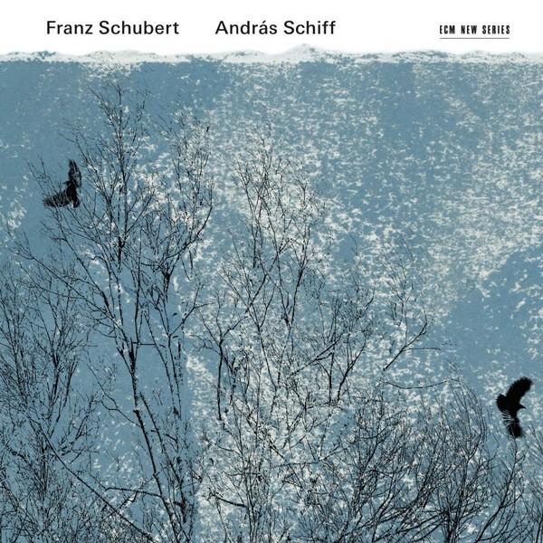 Muzica CD CD ECM Records Andras Schiff - Franz SchubertCD ECM Records Andras Schiff - Franz Schubert