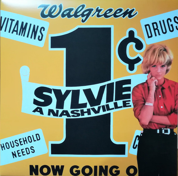 Viniluri VINIL Universal Records Sylvie Vartan - A NashvilleVINIL Universal Records Sylvie Vartan - A Nashville