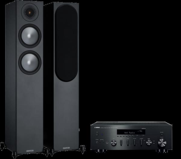 Pachete PROMO STEREO Pachet PROMO Monitor Audio Bronze 200 + Yamaha R-N602Pachet PROMO Monitor Audio Bronze 200 + Yamaha R-N602