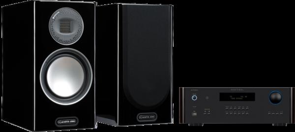 Pachete PROMO STEREO Pachet PROMO Monitor Audio Gold 100 (5G) + Rotel RA-1572 MKIIPachet PROMO Monitor Audio Gold 100 (5G) + Rotel RA-1572 MKII