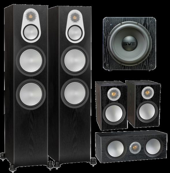 Pachete PROMO SURROUND Pachet PROMO Monitor Audio Silver 500 pachet 5.1Pachet PROMO Monitor Audio Silver 500 pachet 5.1