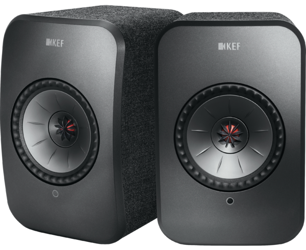 Boxe Amplificate  Boxe active KEF LSX wireless streaming Boxe active KEF LSX wireless streaming