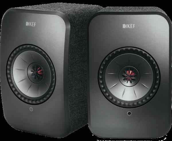Boxe Amplificate Boxe active KEF LSX wireless streamingBoxe active KEF LSX wireless streaming