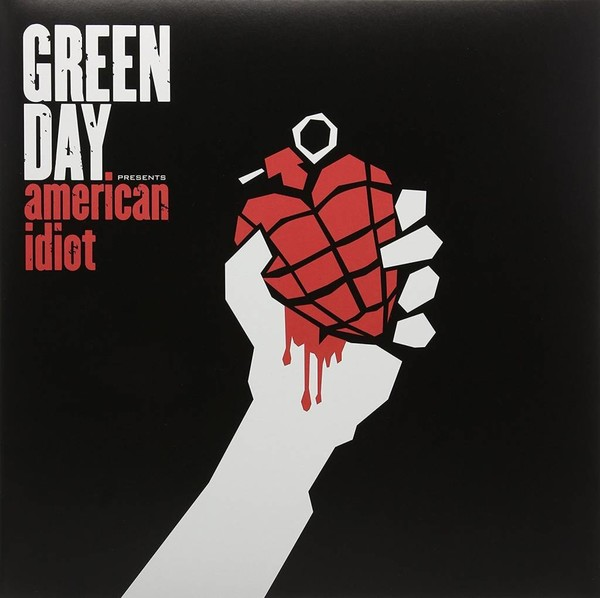 Viniluri VINIL Universal Records Green Day - American IdiotVINIL Universal Records Green Day - American Idiot