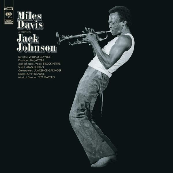 Viniluri VINIL Universal Records Miles Davis - A Tribute To Jack JohnsonVINIL Universal Records Miles Davis - A Tribute To Jack Johnson