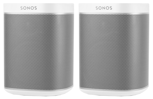 Boxe Amplificate Sonos Play:1 Stereo PackSonos Play:1 Stereo Pack