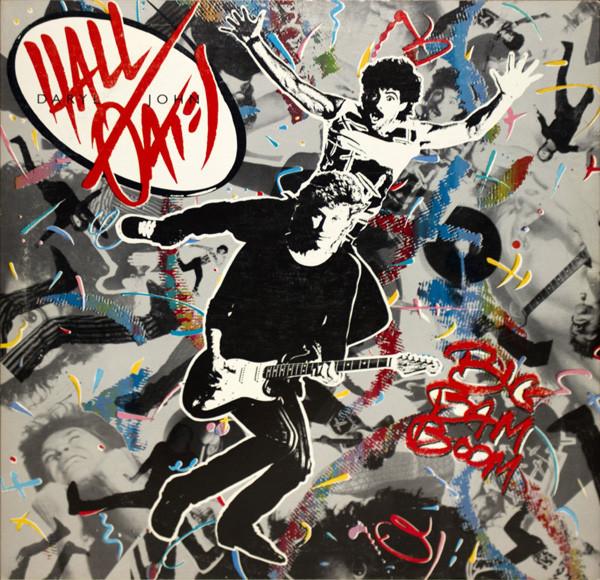 Viniluri VINIL Universal Records Daryl Hall  Oates - Big Bam BoomVINIL Universal Records Daryl Hall  Oates - Big Bam Boom