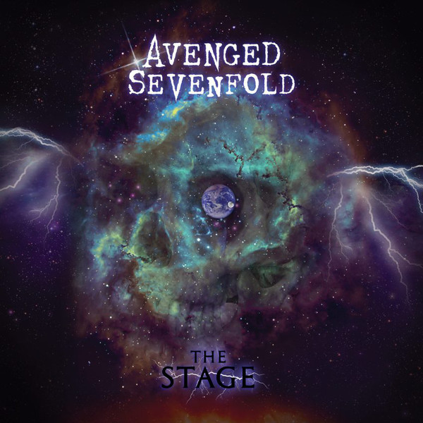 Viniluri VINIL Universal Records Avenged Sevenfold - The StageVINIL Universal Records Avenged Sevenfold - The Stage