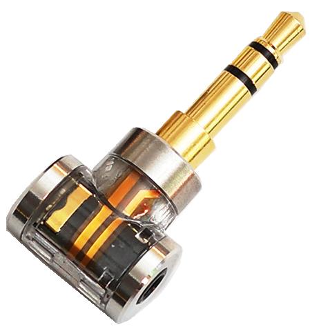 Accesorii CASTI DD HiFi DJ35A adaptor 2.5mm la 3.5mmDD HiFi DJ35A adaptor 2.5mm la 3.5mm