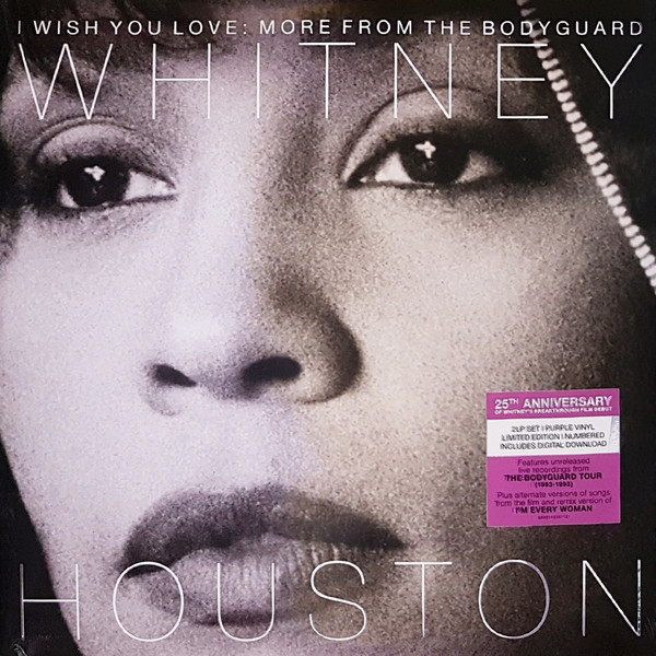 Viniluri VINIL Universal Records Whitney Huston - I Wish You LoveVINIL Universal Records Whitney Huston - I Wish You Love