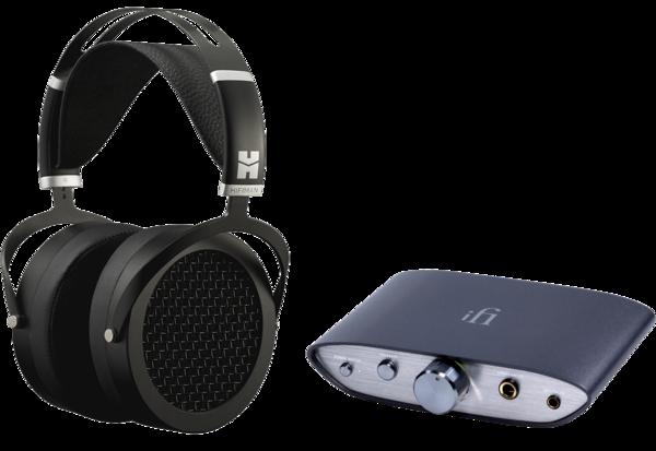 Pachete PROMO Casti si AMP Pachet PROMO HiFiMAN Sundara + iFi Audio Zen DACPachet PROMO HiFiMAN Sundara + iFi Audio Zen DAC