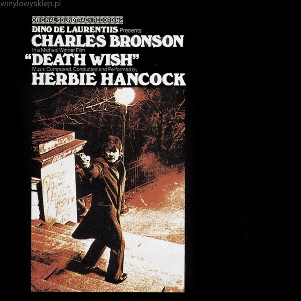Viniluri VINIL Universal Records Herbie Hancock - Death WishVINIL Universal Records Herbie Hancock - Death Wish