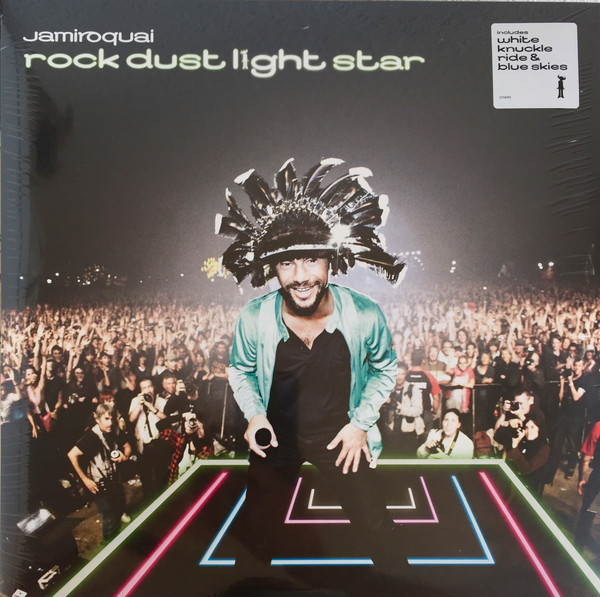 Viniluri VINIL Universal Records Jamiroquai - Rock Dust Light StarVINIL Universal Records Jamiroquai - Rock Dust Light Star