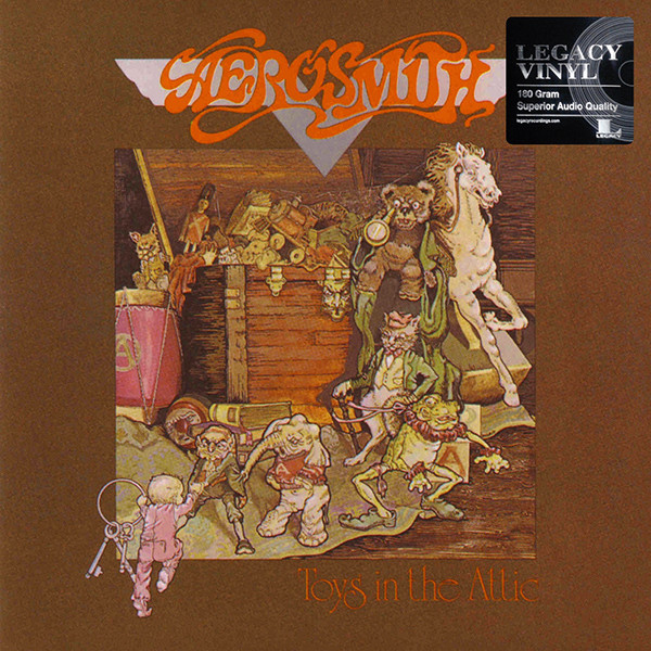 Viniluri VINIL Universal Records Aerosmith - Toys In The AtticVINIL Universal Records Aerosmith - Toys In The Attic