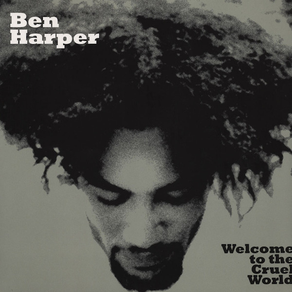 Viniluri VINIL Universal Records Ben Harper - Welcome To The CrueVINIL Universal Records Ben Harper - Welcome To The Crue