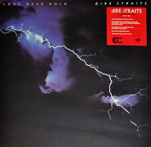 Viniluri VINIL Universal Records Dire Straits - Love Over GoldVINIL Universal Records Dire Straits - Love Over Gold