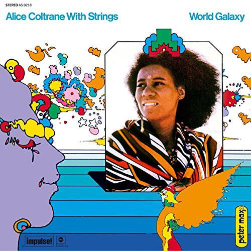 Viniluri VINIL Universal Records Alice Coltrane - World GalaxyVINIL Universal Records Alice Coltrane - World Galaxy