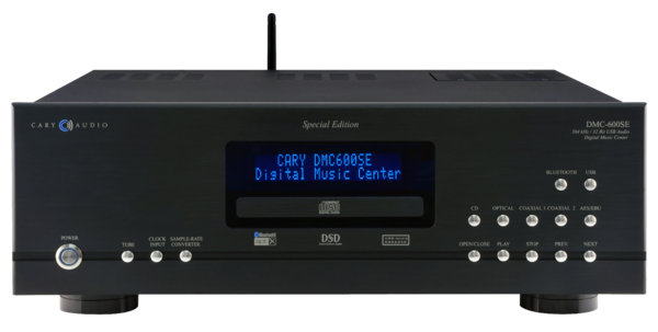 Playere CD CD Player Cary DMC-600SECD Player Cary DMC-600SE