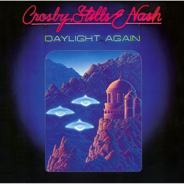Viniluri VINIL Universal Records Crosby, Stills & Nash - Daylight AgainVINIL Universal Records Crosby, Stills & Nash - Daylight Again