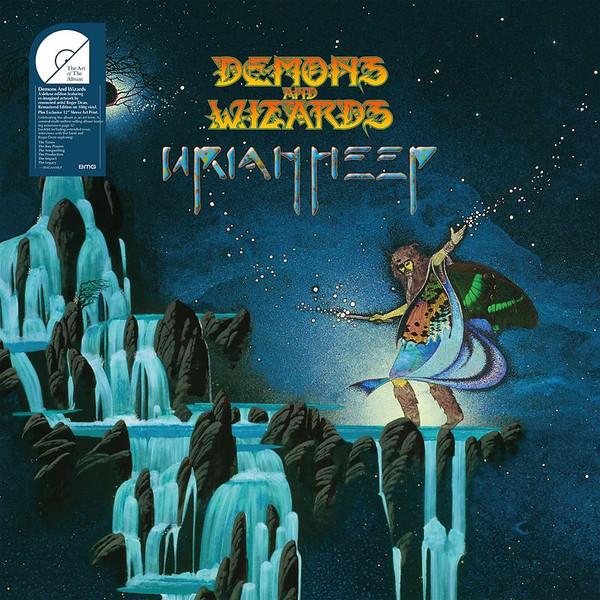 Viniluri VINIL Universal Records Uriah Heep - Demons And WizardsVINIL Universal Records Uriah Heep - Demons And Wizards